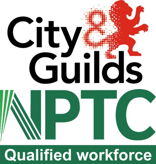City & Guillds NPTC logo